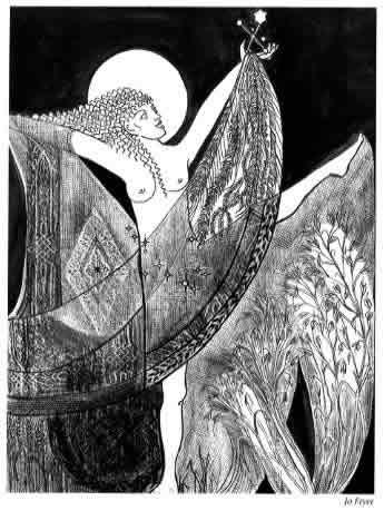 Grain Goddess